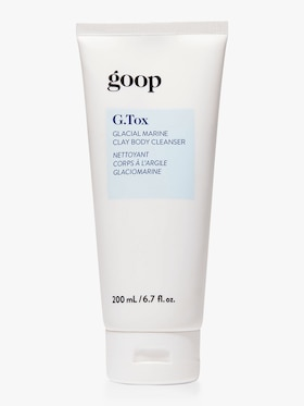 G. Tox Glacial Marine Clay Body Cleanser 200ml