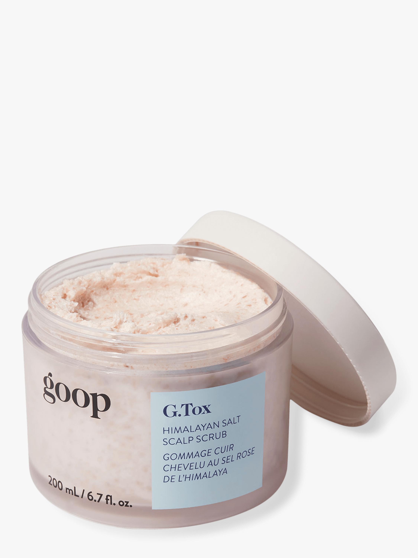 Goop G. Tox Himalayan Salt Scalp Scrub 200ml 1