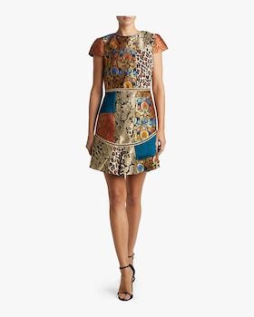 Rapunzel Patchwork Dress