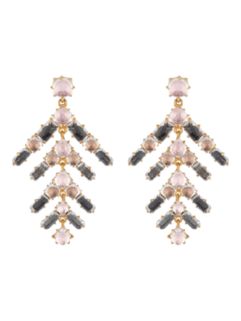 Caterina Branch Chandelier Earrings