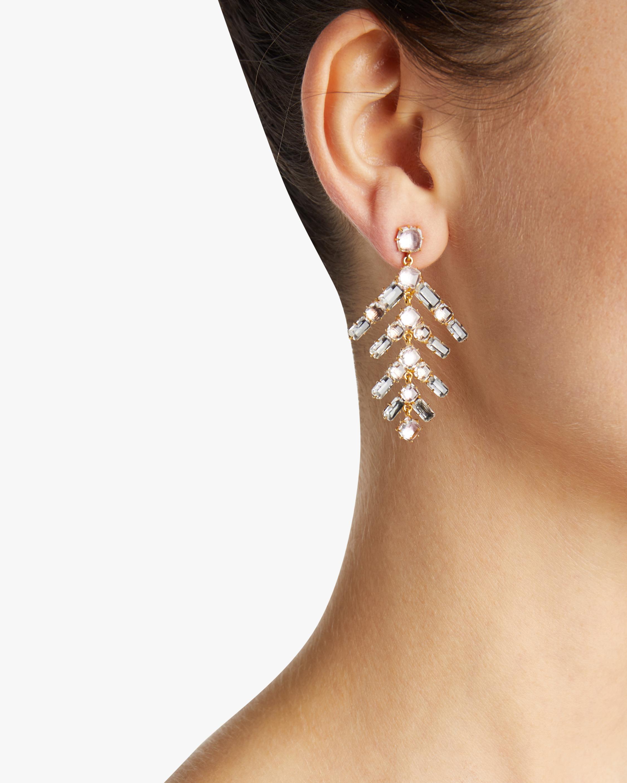 Larkspur & Hawk Caterina Branch Chandelier Earrings 1