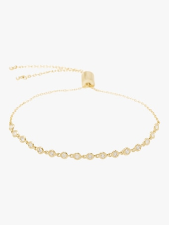 Diamond Linked Tennis Bracelet