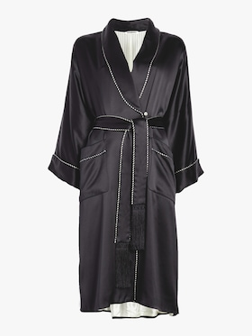 Willow Silk Fully Lined Robe