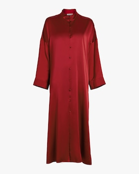 Poppy Silk Nightgown