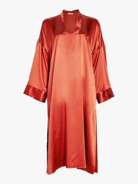 Azalea Silk Nightgown