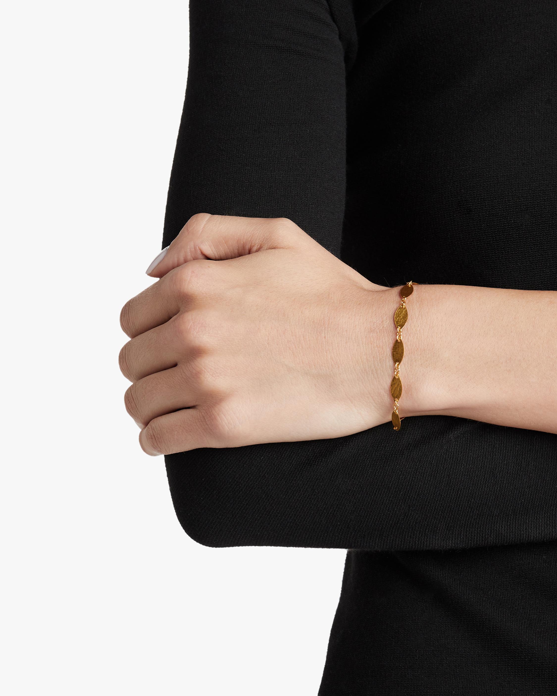 Gurhan Thin Willow Flake Bracelet 1