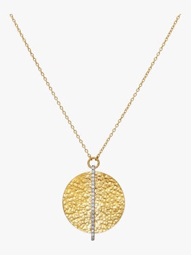 Medium Lush Diamond Pendant Necklace
