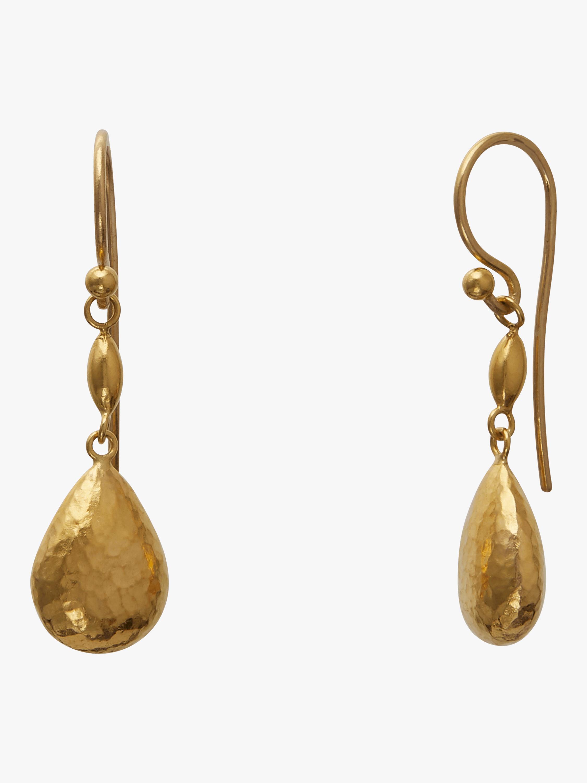 Short Delicate Drop Earrings