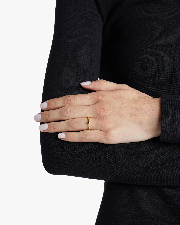 Gurhan Stacking Skittle Black Diamond Ring 1