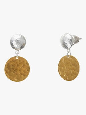 Lush Single Drop Earrings