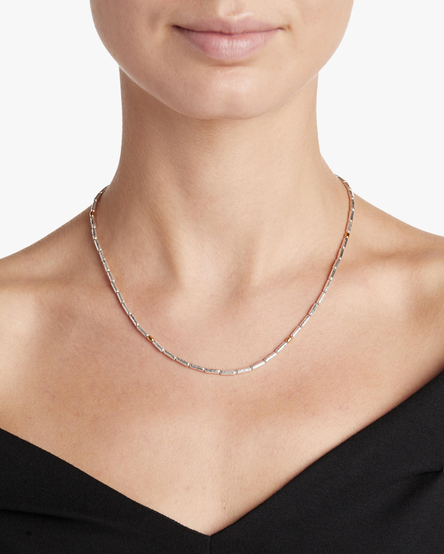 Vertigo Single Strand Necklace