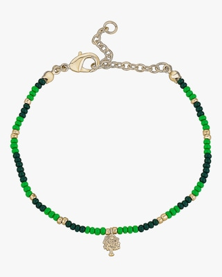 With Love Darling Tree of Life Beaded Bracelet 1