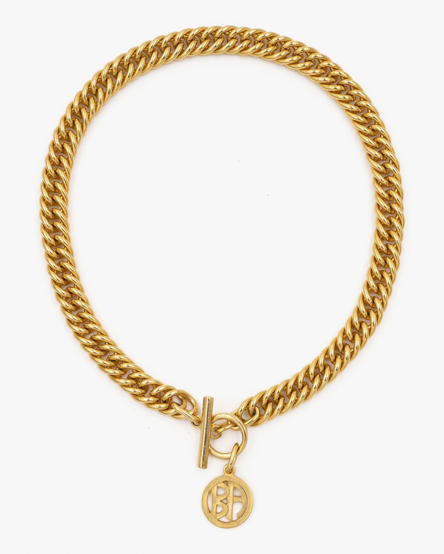 Ben-Amun Curb Chain Necklace 0