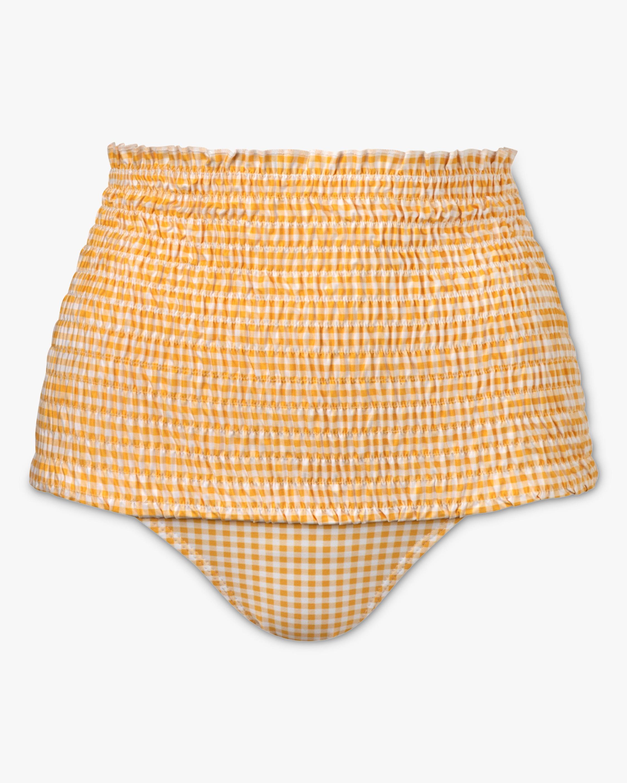 Verde Limón Nilo Bikini Bottom 1