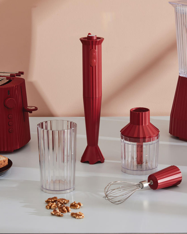 ALESSI Plissé Hand Blender Set 1