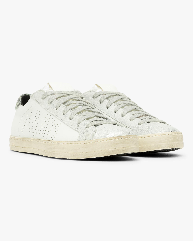 P448 The John White Wasabi Sneaker 2