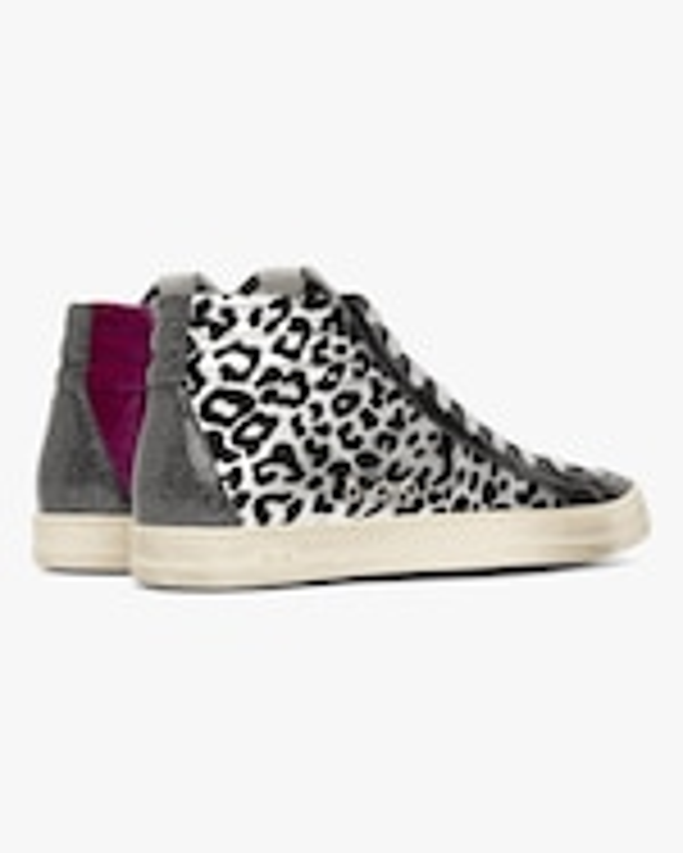 P448 The Skate Leopard High-Top Sneaker 2