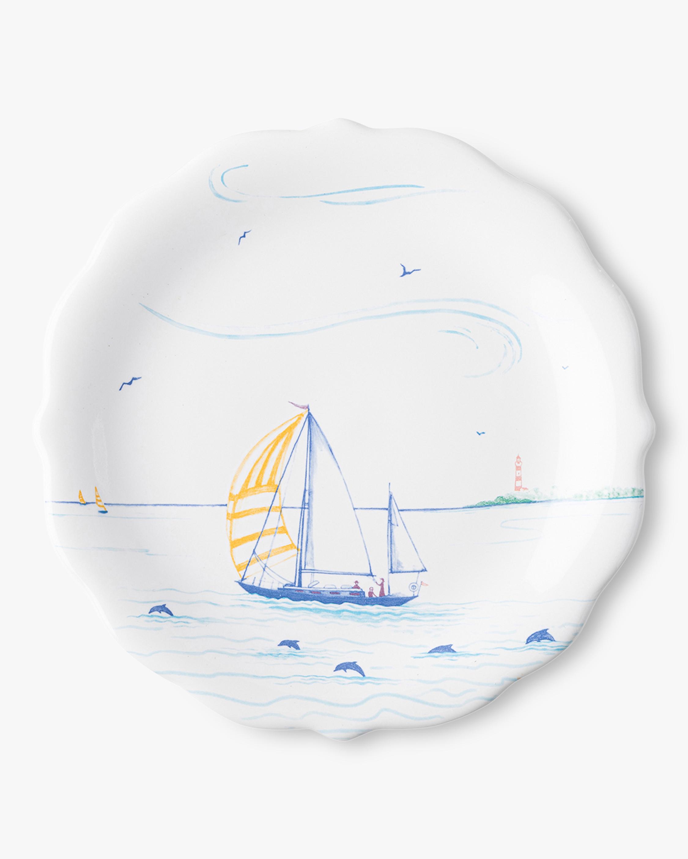 Juliska Country Estate Seaside Party Plate - Set of 4 1