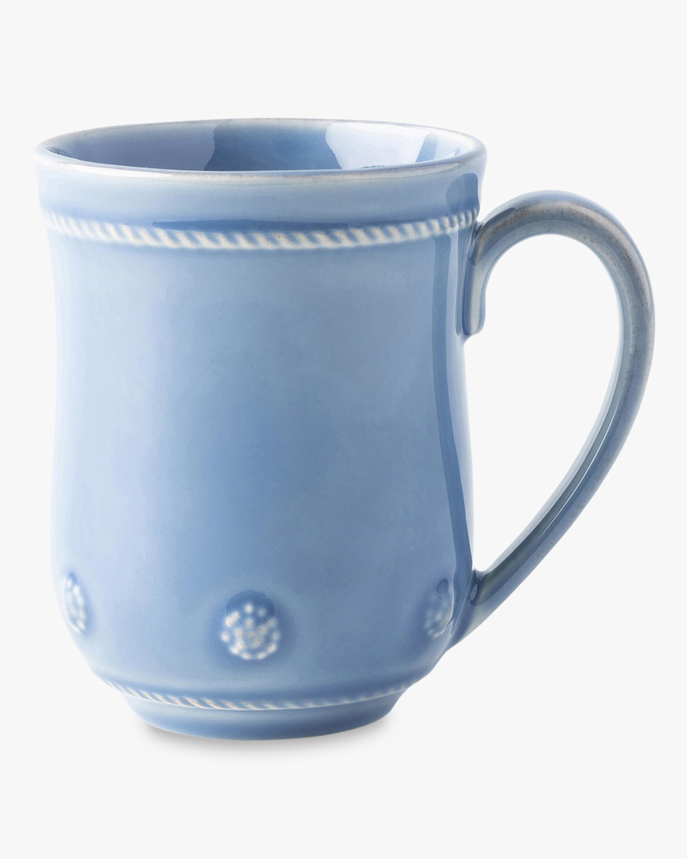 Juliska Berry & Thread Chambray Mug 0