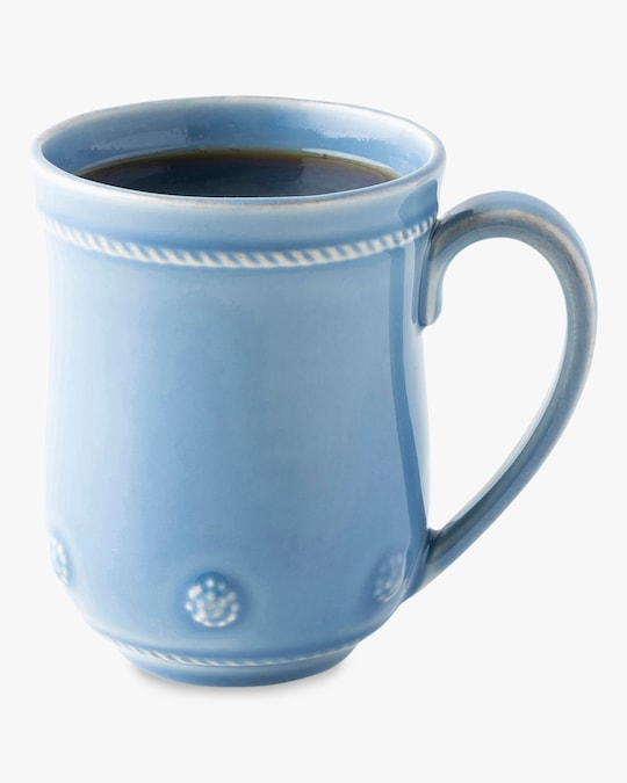 Juliska Berry & Thread Chambray Mug 1