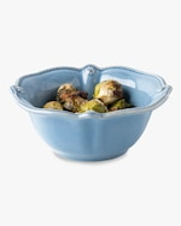 Juliska Berry & Thread Chambray Cereal Bowl 1