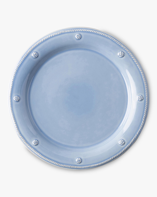 Juliska Berry & Thread Chambray Dinner Plate 0
