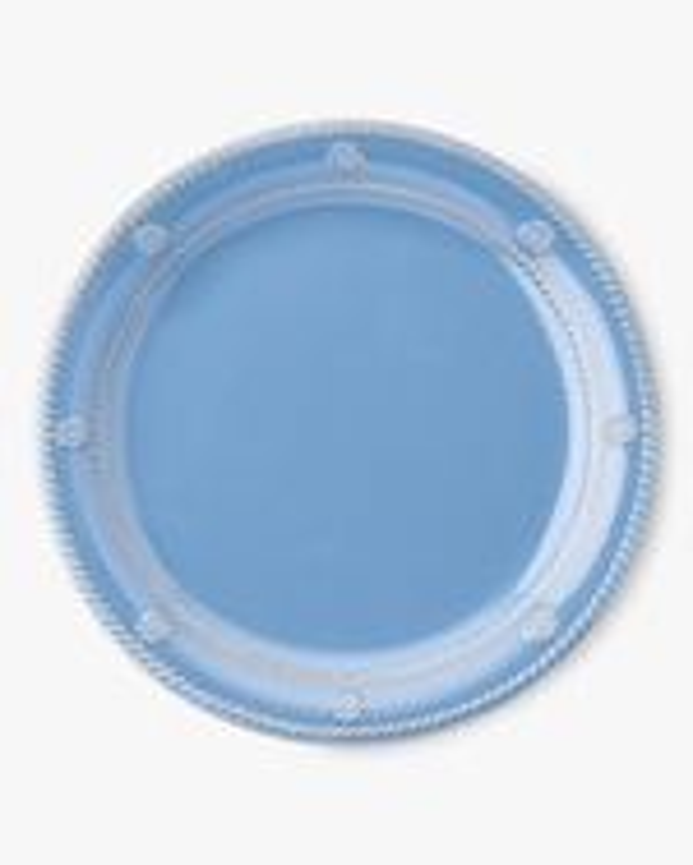 Juliska Berry & Thread Chambray Melamine Dessert Plate 0