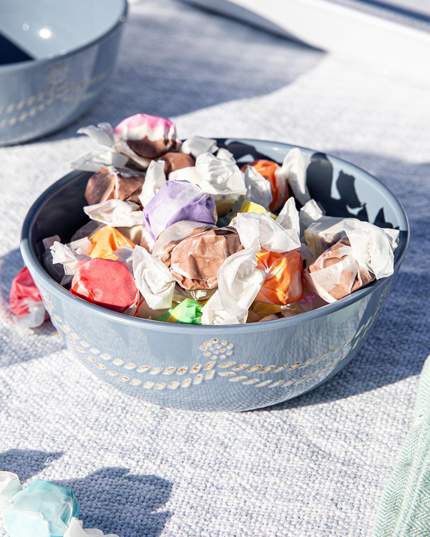 Juliska Berry & Thread Chambray Melamine Cereal Bowl 1
