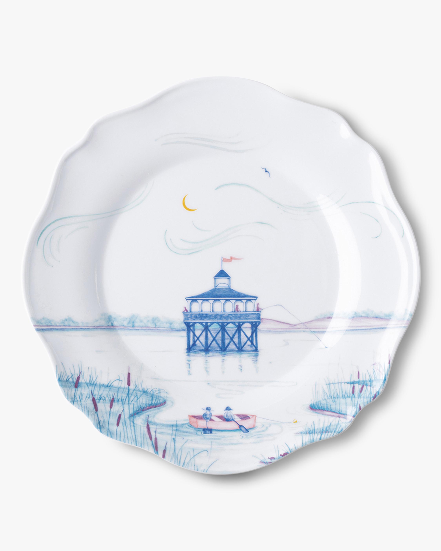 Juliska Country Estate Seaside Melamine Dessert Plate - Set of 4 4