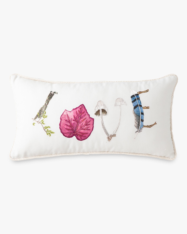 Juliska Forest Walk Love Pillow 0