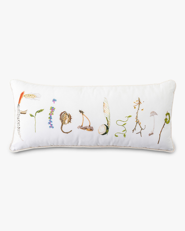 Juliska Forest Walk Friendship Pillow 0