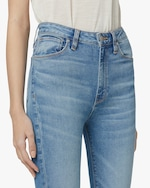 Hudson Holly High-Rise Flare Jeans 5