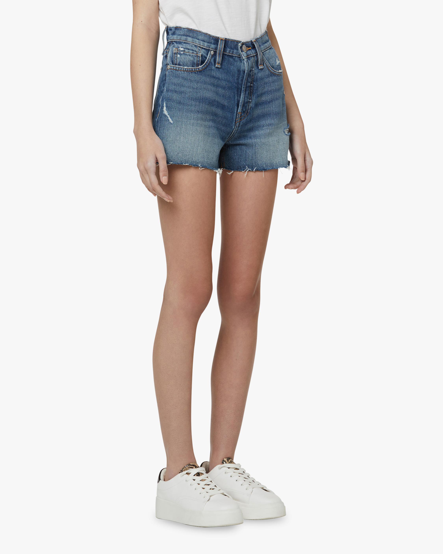 Hudson Lori High-Rise Shorts 1
