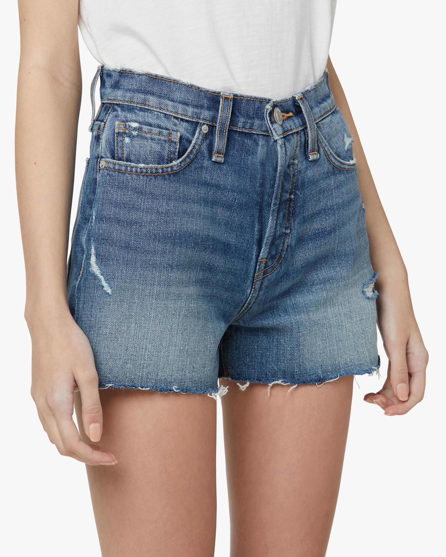 Hudson Lori High-Rise Shorts 3