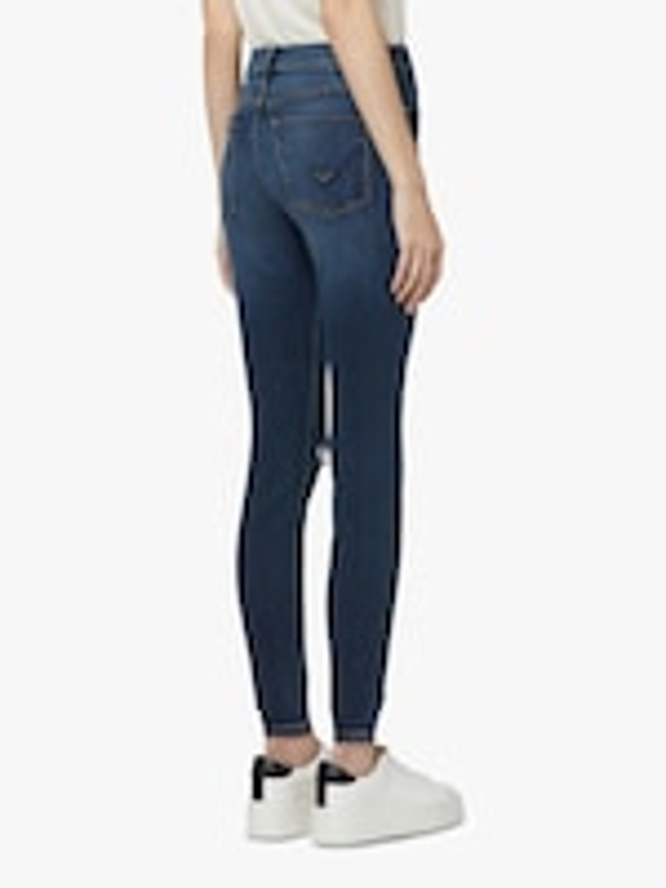 Hudson Barbara High-Waist Super Skinny Jeans 3