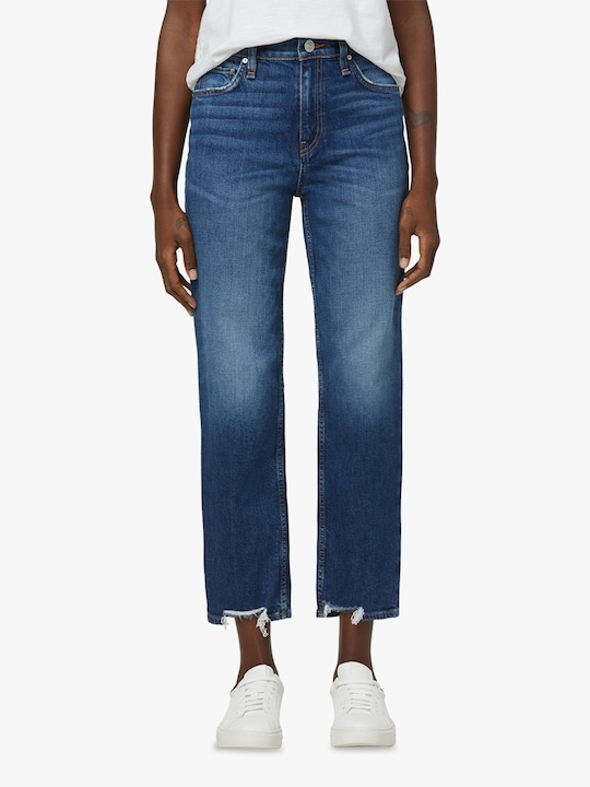 Hudson Remi High-Rise Straight Jeans 0
