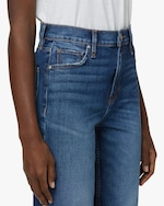 Hudson Remi High-Rise Straight Jeans 4