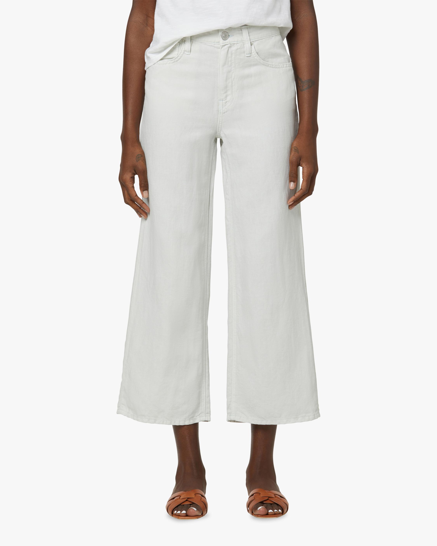 Hudson Rose High-Rise Wide-Leg Pants 2