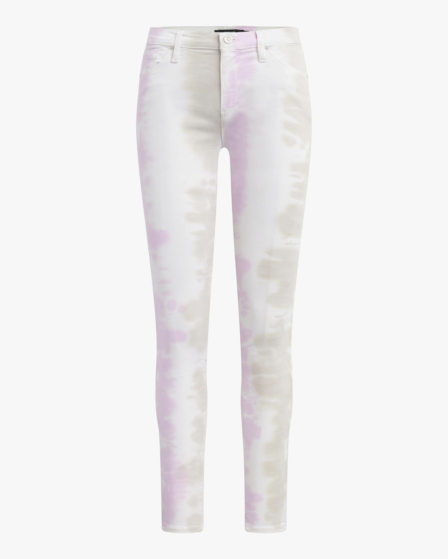 Hudson Nico Mid-Rise Super Skinny Jeans 0
