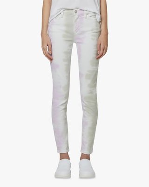 Hudson Nico Mid-Rise Super Skinny Jeans 2