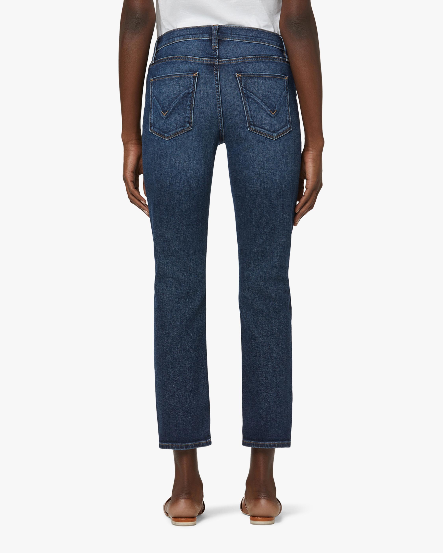 Hudson Nico Mid-Rise Straight Jeans 3