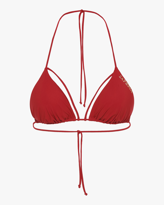 La Perla Iconic Triangle Bikini Top 0