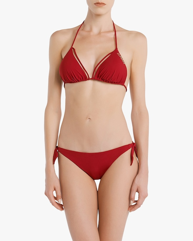 La Perla Iconic Triangle Bikini Top 1