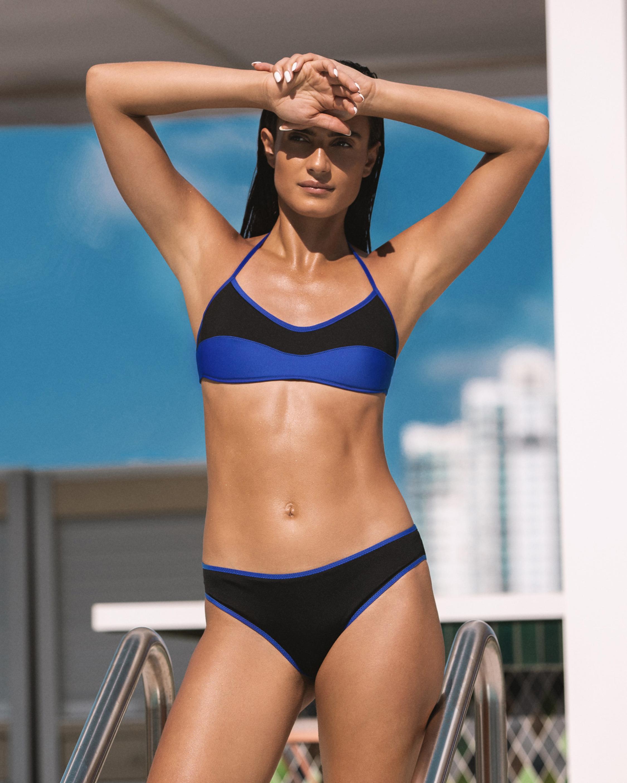 La Perla Active Beach Color Block Bikini Brief 1
