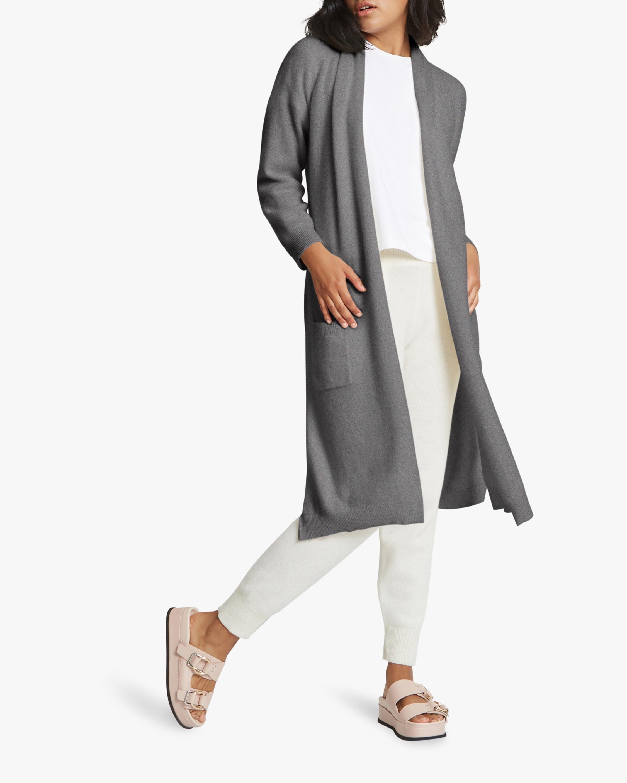 Santicler Cashmere Cardigan Coat 0
