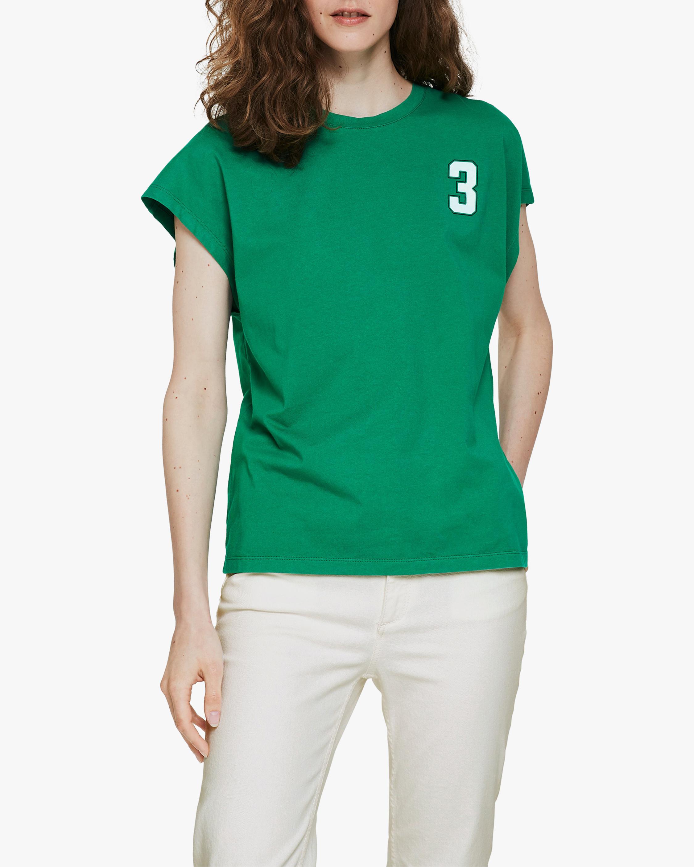 Dorothee Schumacher Enjoying the Game #3 T-Shirt 2