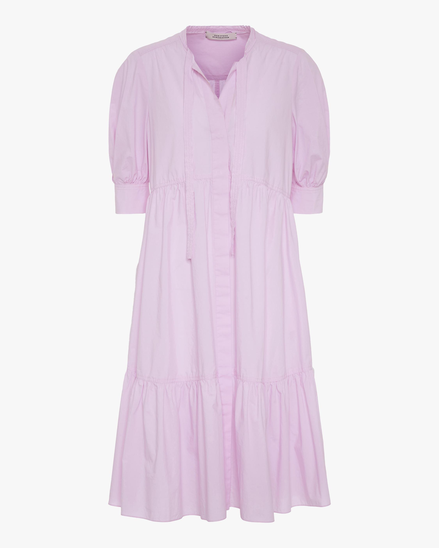 Dorothee Schumacher Colorful Volumes Midi Dress 1