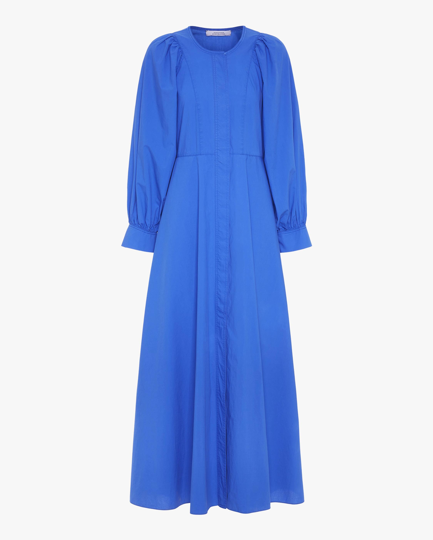 Dorothee Schumacher Colorful Volumes Bishop-Sleeve Dress 0