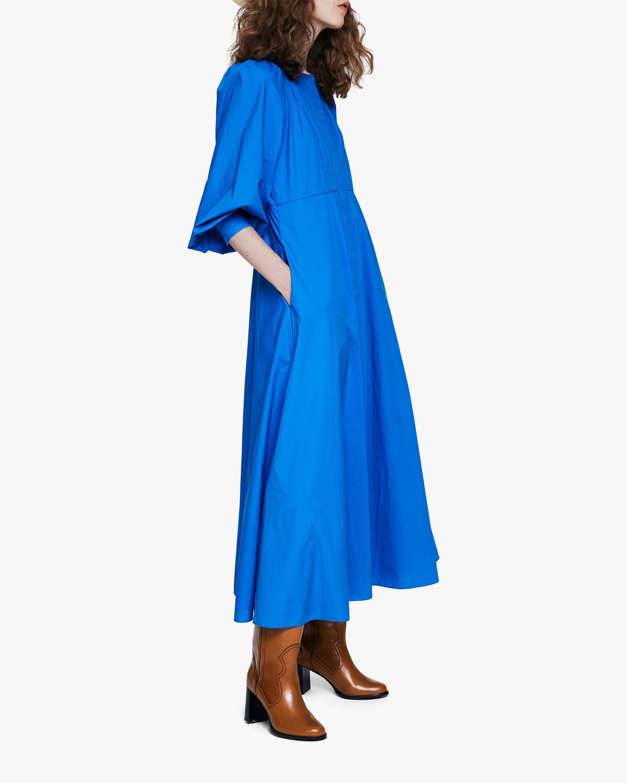 Dorothee Schumacher Colorful Volumes Bishop-Sleeve Dress 1