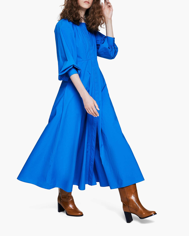 Dorothee Schumacher Colorful Volumes Bishop-Sleeve Dress 3